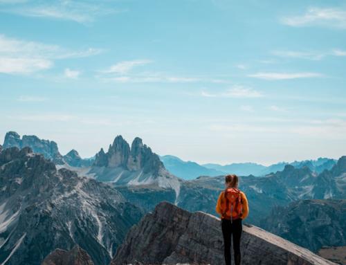 Die beste Aussicht der Dolomiten – der Dürrenstein