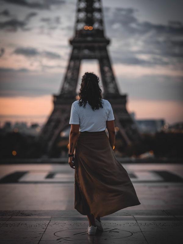 Alleine Reisen Paris
