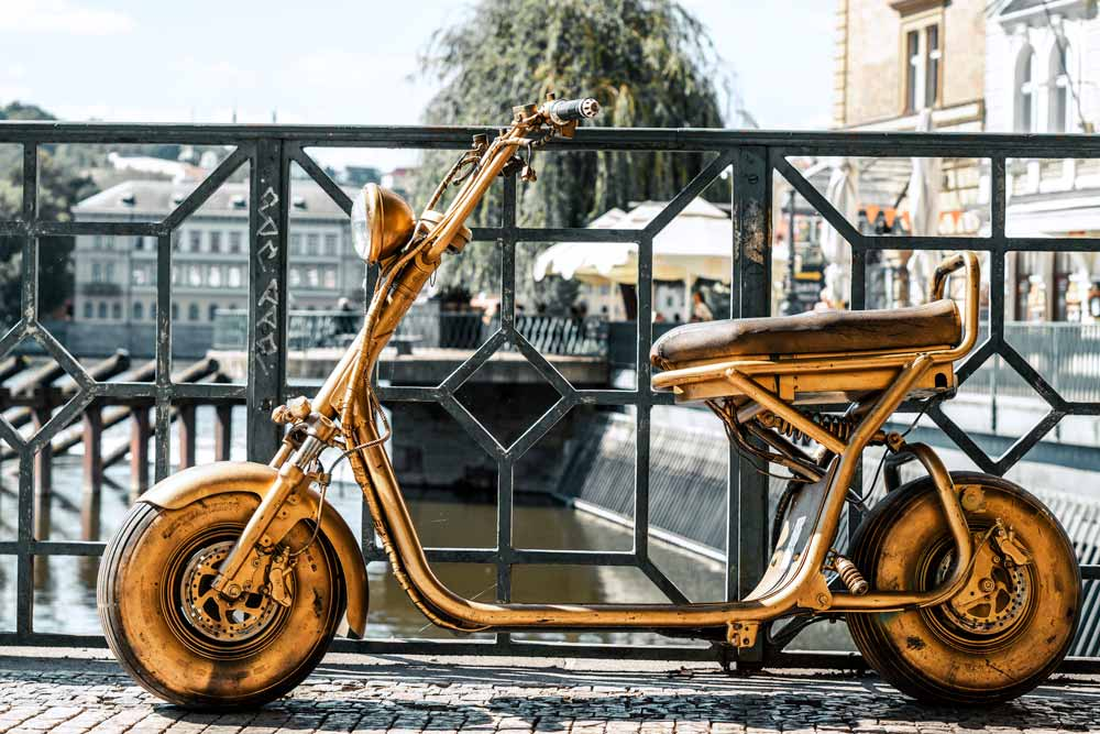 Prag goldene Stadt